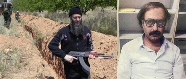 الإرهابي أحمد الأسير بعد حكم الإعدام بجريمة عبرا